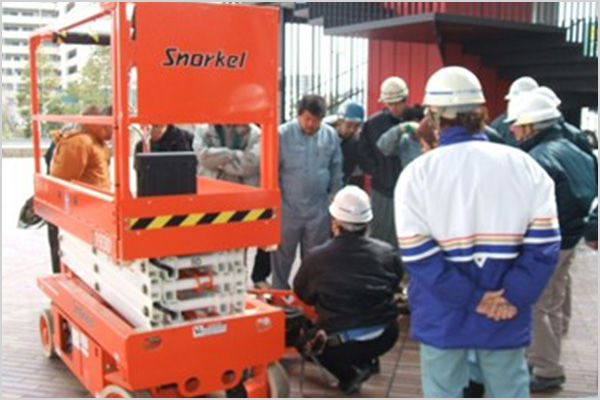 WE OFFER SAFETY EDUCATION & OPERATOR EDUCATION FOR HEAVY MACHINE