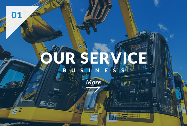 01 OUR SERVICE
